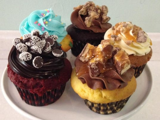 Sugarrushcupcakes Photo Sugarush Of Red Bank Makes Customized Cupcakes