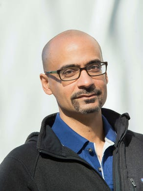 Junot Díaz, 49, a Pulitzer Prize-winning author, was