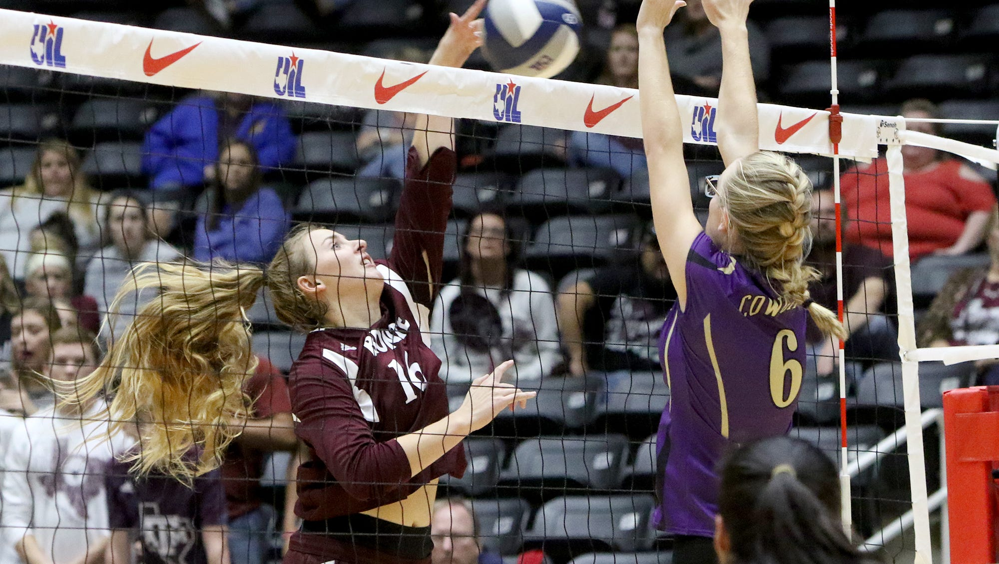 Bronte Earns Top Honors On All State Volleyball Team