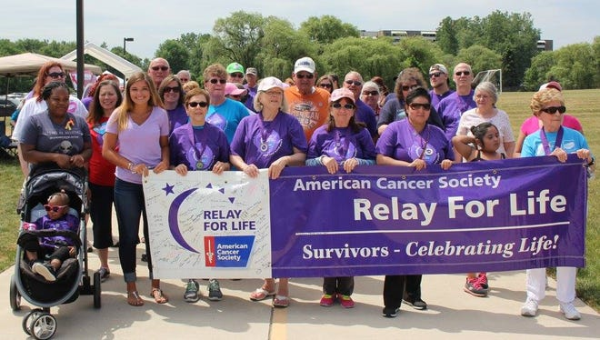 The Westland-Wayne Relay for Life American Cancer Society fundraiser kicks off June 10 in Central City Park.