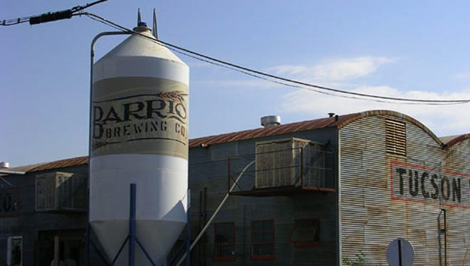 Tucson-based Barrio Brewing Co. will be opening a location at Phoenix-Mesa Gateway Airport.