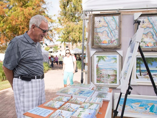 Art in the Park is Saturday and Sunday at Memorial