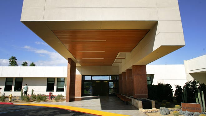 The Betty Ford Center in Rancho Mirage opened in 1982.