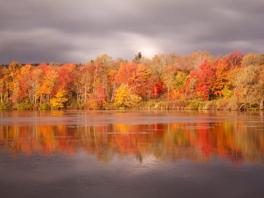 Lake Iroquois, Williston