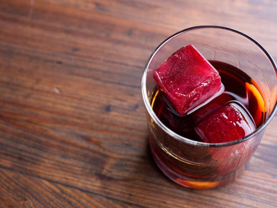 Drink this on Saturday: Red Wedding with bourbon, Averna,