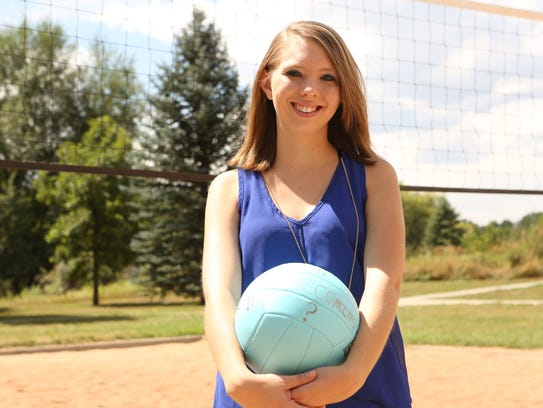 Kayla Brookhart is a 2016 First Class Scholar and a Poudre High School graduate.