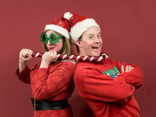 Miranda McGee and Justin McCombs in featured in Cincinnati