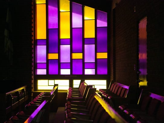 The state's oldest synagogue, Adas Kodesch Shel Emeth,