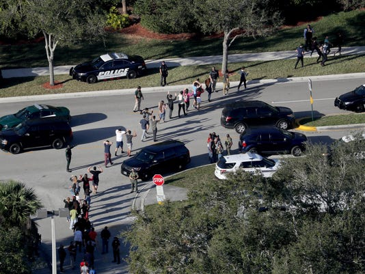 What did deputies do during Parkland shooting? Officials fight to keep footage secret
