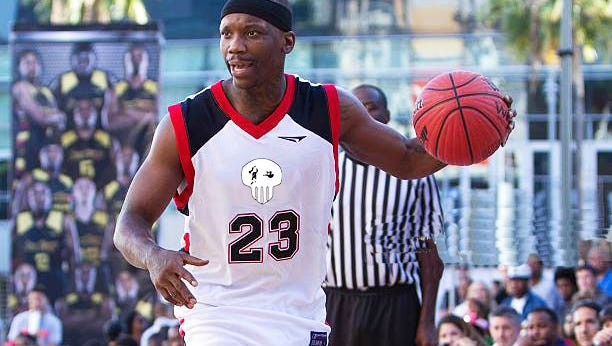 """Larry """"The Bone Collector"""" Williams will showcase his skills at a clinic and exhibition game on Jan. 27-28, 2018 on Guam."""