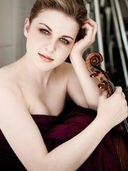 Classics One: Caroline Goulding, violin