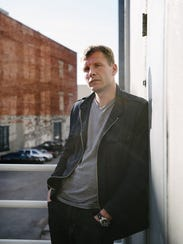 Venture capitalist Justin Caldbeck stands for a photograph