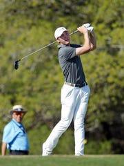 LSU's Sam Burns, the nation's top-ranked junior golfer,