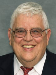 Jack LaBelle, the longest serving county commissioner