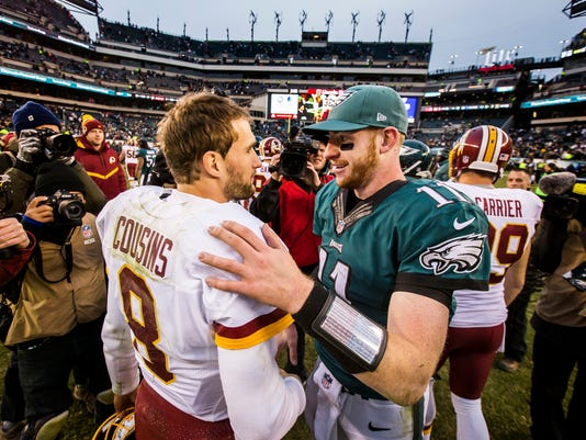 Philadelphia Eagles vs Washington Redskins