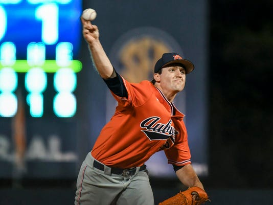 Casey Mize SEC Tournament