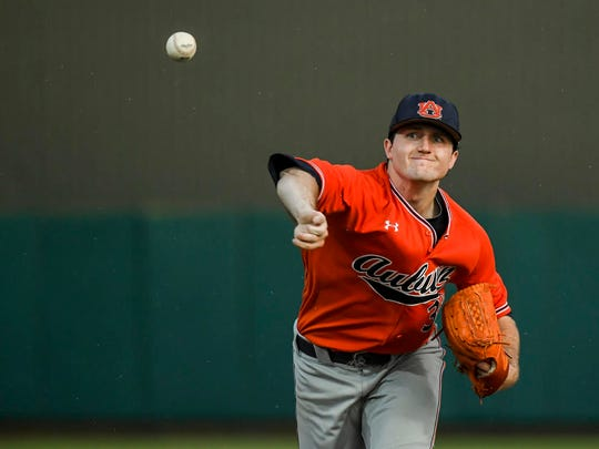 Auburn pitcher Casey Mize gets his 10th victory of