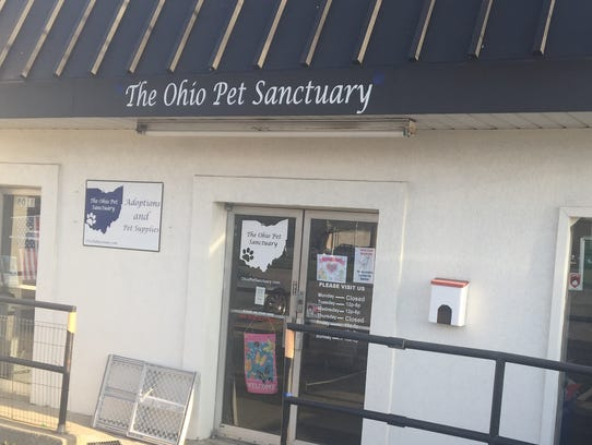 The Ohio Pet Sanctuary in Anderson Township recently