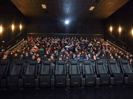 Even though Penn Cinema Riverfront has been open for a little more than four years, it is already making major changes. All of its high-back rockers will be replaced by recliners by the end of the summer.