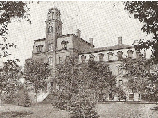 Mt. St. Mary's 1890