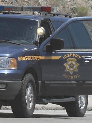 Nevada Highway Patrol.