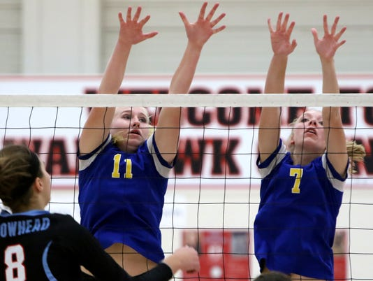 Mukwonago Girls Volleyball