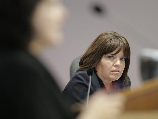 El Paso City Attorney Sylvia Borunda Firth