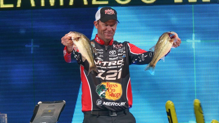 Metro & state: Kevin VanDam seventh after Day 2 of Bassmaster Classic