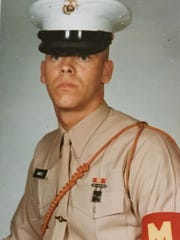Mike Waufle served in the marines from 1972-75, primarily