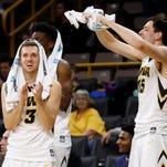 Photos: Iowa men's hoops blows out Alabama State