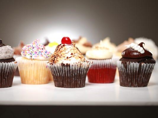 Top 10 cupcakes