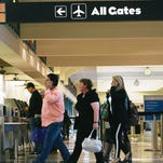 November passenger traffic at the El Paso airport was down from October, but up from a year ago, new data show.