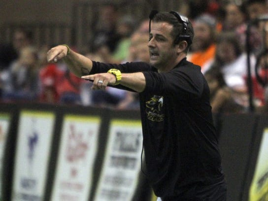 Nighthawks' head coach Billy Back will be back for