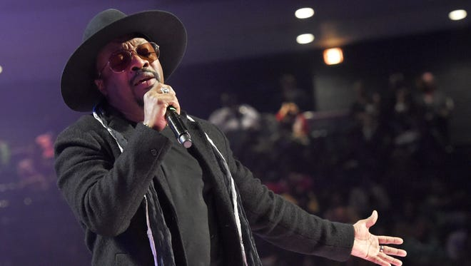 Anthony Hamilton will perform Aug. 6 at the Indiana State Fair.