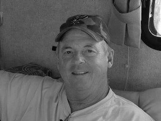 Christopher Mushel died April 18.