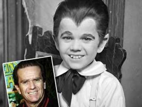 . TV star Butch Patrick, who played Eddie Munster on