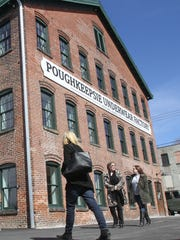 The Poughkeepsie Underwear Factory on North Cherry