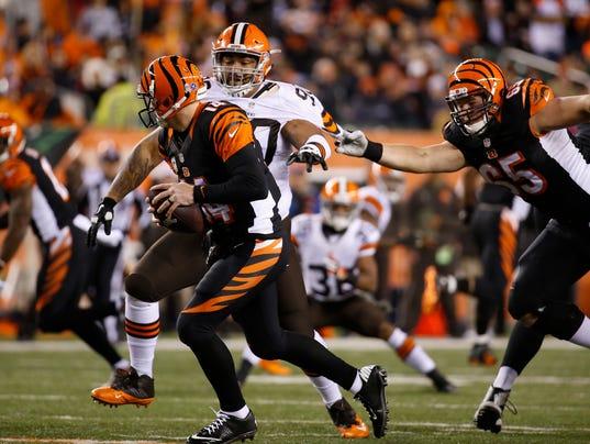 Browns Vs Bengals 2014