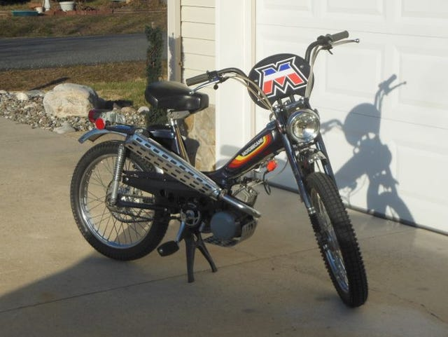 Moped restoration: a growing hobby in Delaware