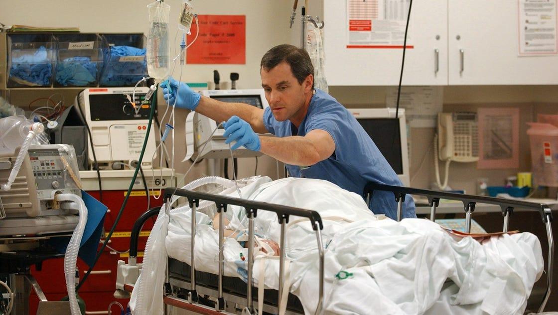 Cincinnati Emergency Room