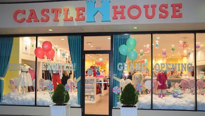 Castle House children's boutique in Hyde Park.