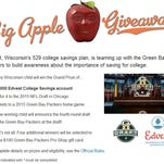Big Apple Giveaway.