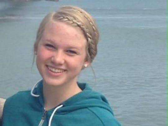Silverton sophomore Kayla Stocker.
