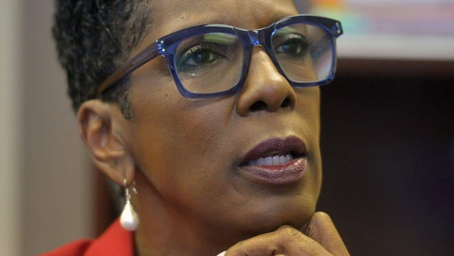 Savannah-Chatham County Public Schools Superintendent Ann Levett has requested state funds for school safety, such as surveillance cameras.