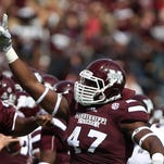 A.J. Jefferson and the rest of his Mississippi State teammates are eager to play their first game in nine months on Saturday.