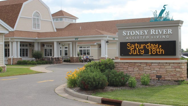 Stoney River Assisted Living center, Marshfield, Tuesday, July 14, 2015.