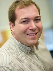 Associate professor Eric Mamajek of the University
