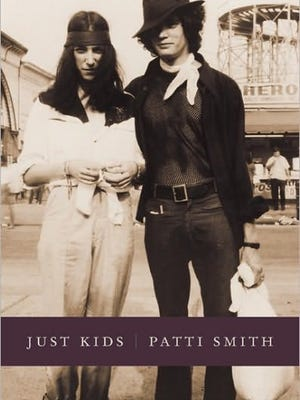"""Just Kids"" by Patti Smith, book cover."