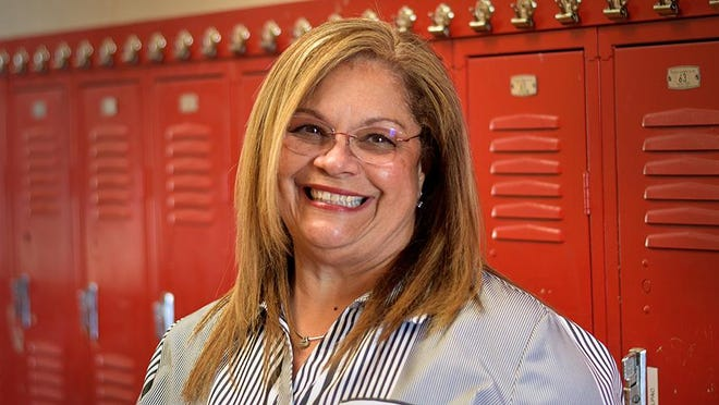 Melissa ISD announced Oct. 6 that Edith Fontes Maciel will be the district's new community liaison for English language learners. She will provide support for those whose primary language is one other than English. Maciel has a 17-year career specializing in child nutrition at public schools. She has been a Melissa ISD cafeteria manager since 2018.
