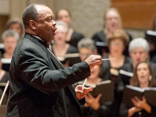 """Middle Tennessee Choral Society presents """"Ode to Joy"""""""